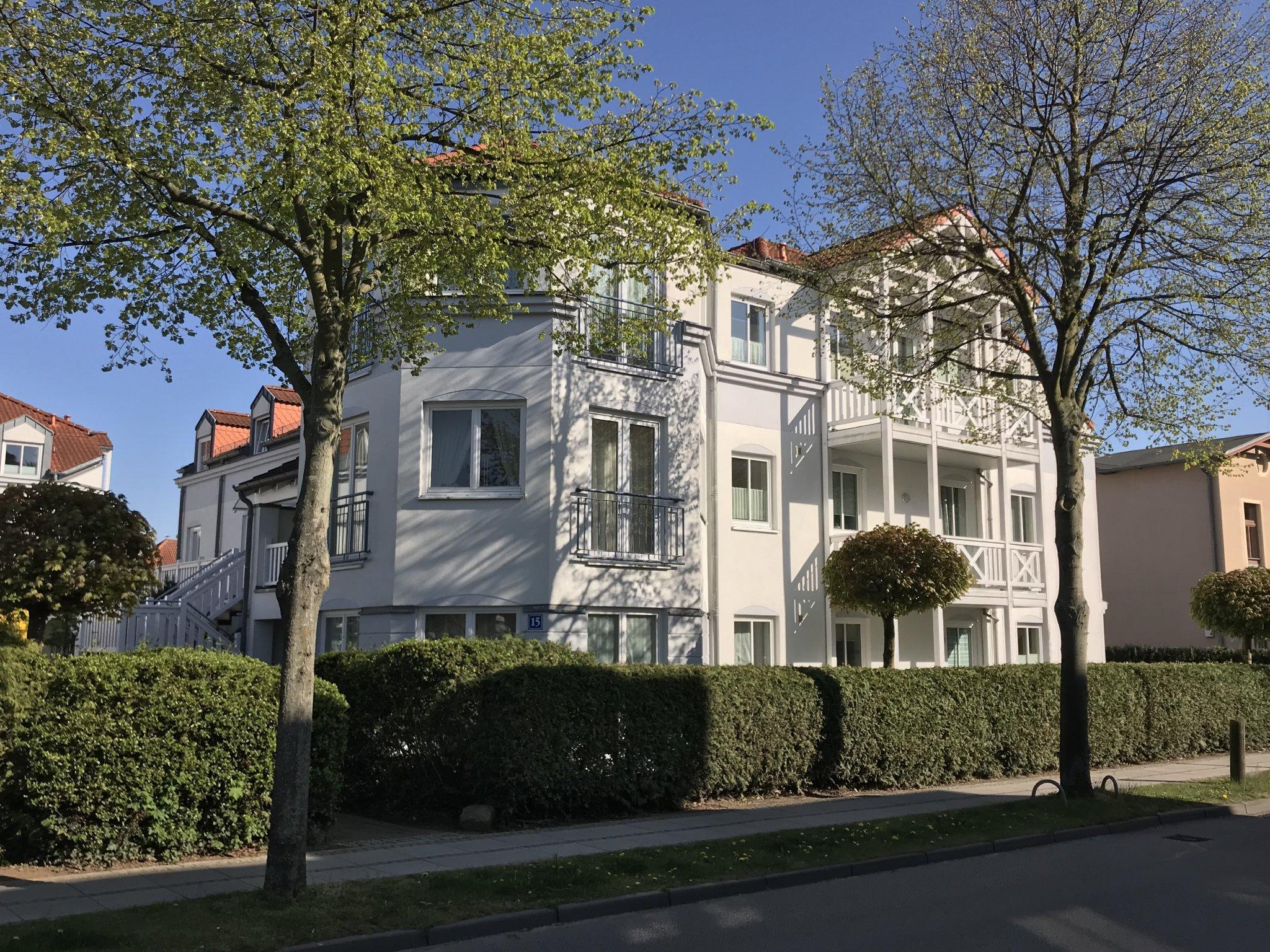 """Haus """"Am Stadtwald"""" in Kühlungsborn"""