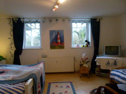 Kinderzimmer Ferienwohnung 3