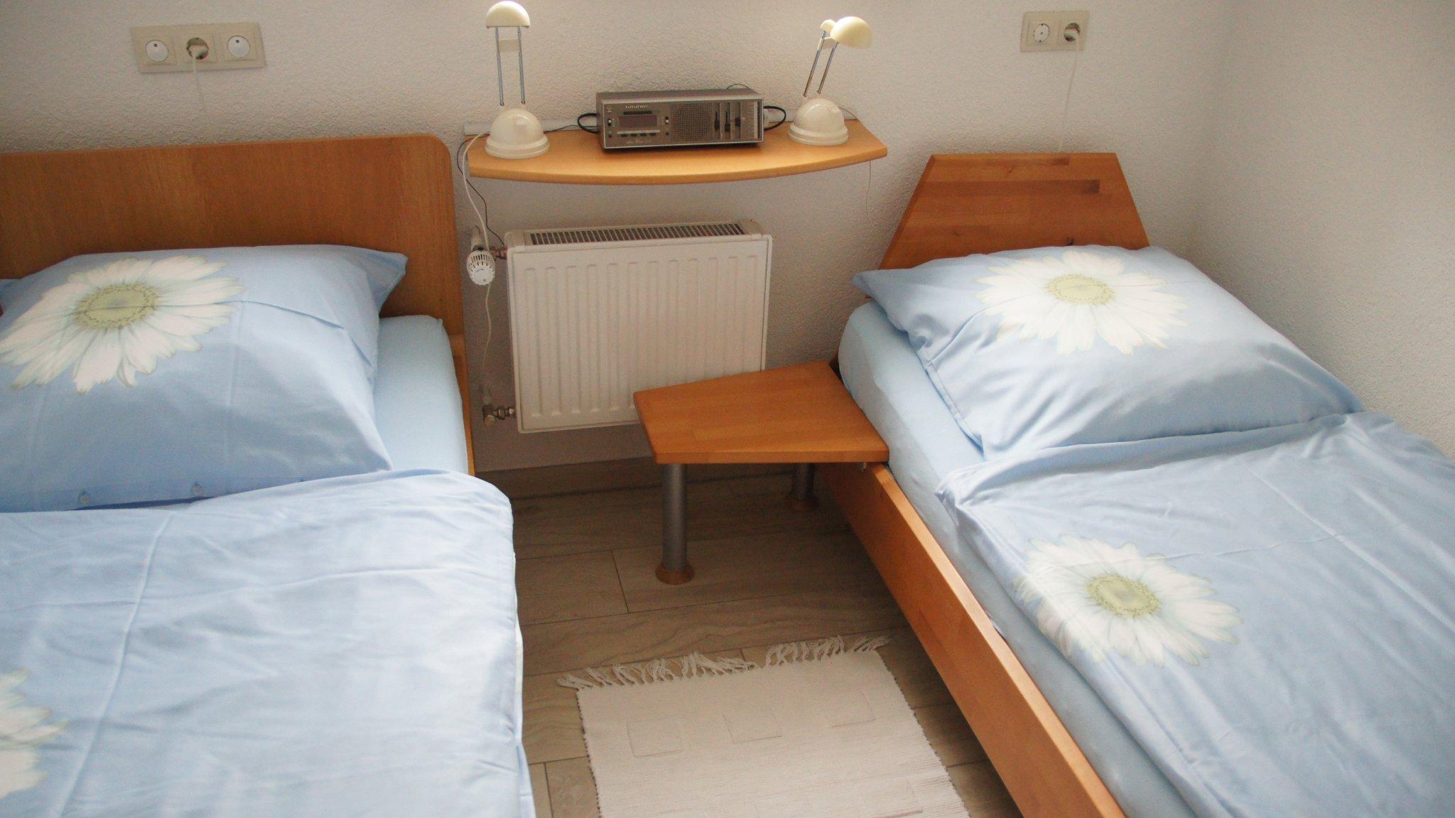 Wohnzimmer, mit zusätzlichen Schlafmö.