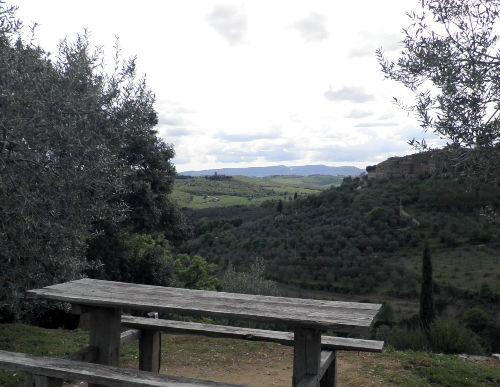 Traumhaft in der Nähe von Castelmuzzio !