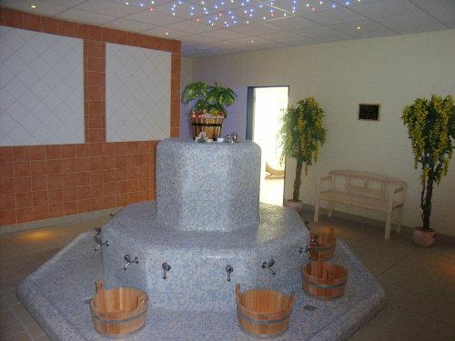 Sauna, Solarium, Massage, Erholung!