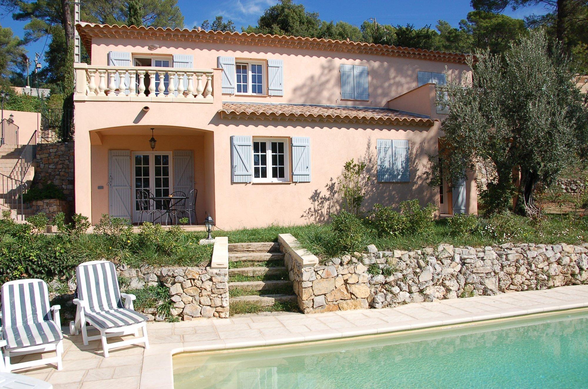 Im Herzen der grünen Provence