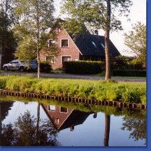 Detailbild von Ferienwohnung Haus Kanalblick