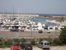 Yachthafen in Castelsardo