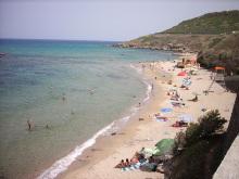 Strand in Lu Bagnu