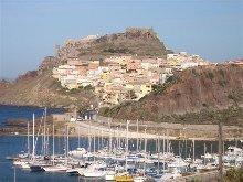 Yachthafen vor Castelsardo