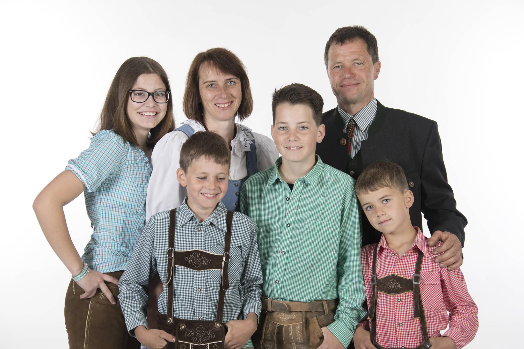Familie Brugger