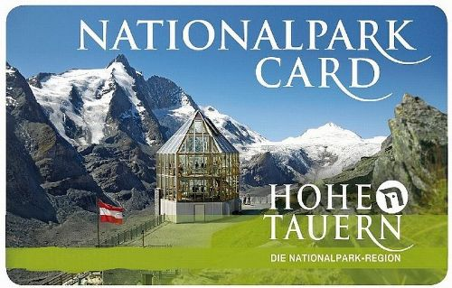 Nationalparkcard inklusive