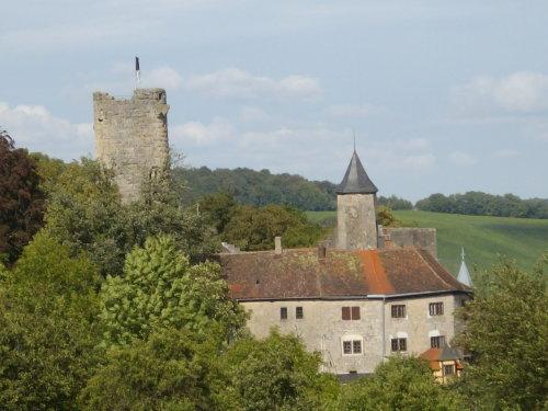 die Krautheimer Burg