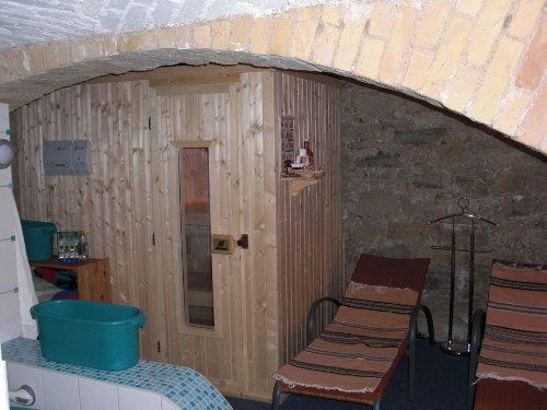 Kneipp-und Saunabereich