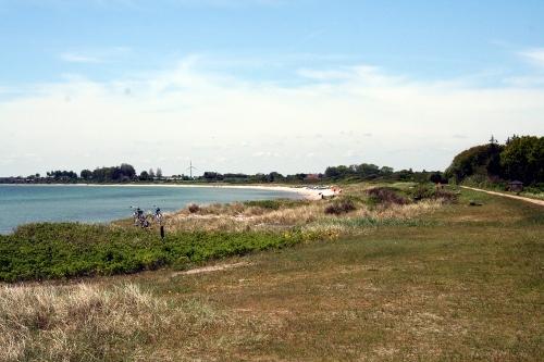 Skovmose West Strand