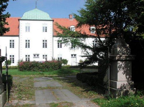 Cafe Obstgarten bei Kappelns Klappbr�cke