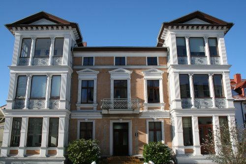 Au�enansicht Villa Kramme