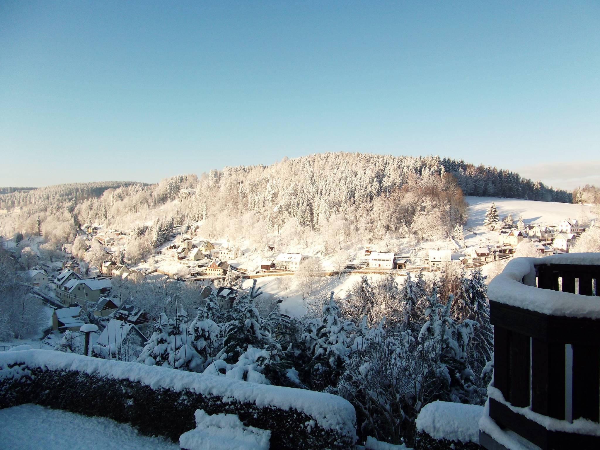 Winter im schönen Erzgebirge
