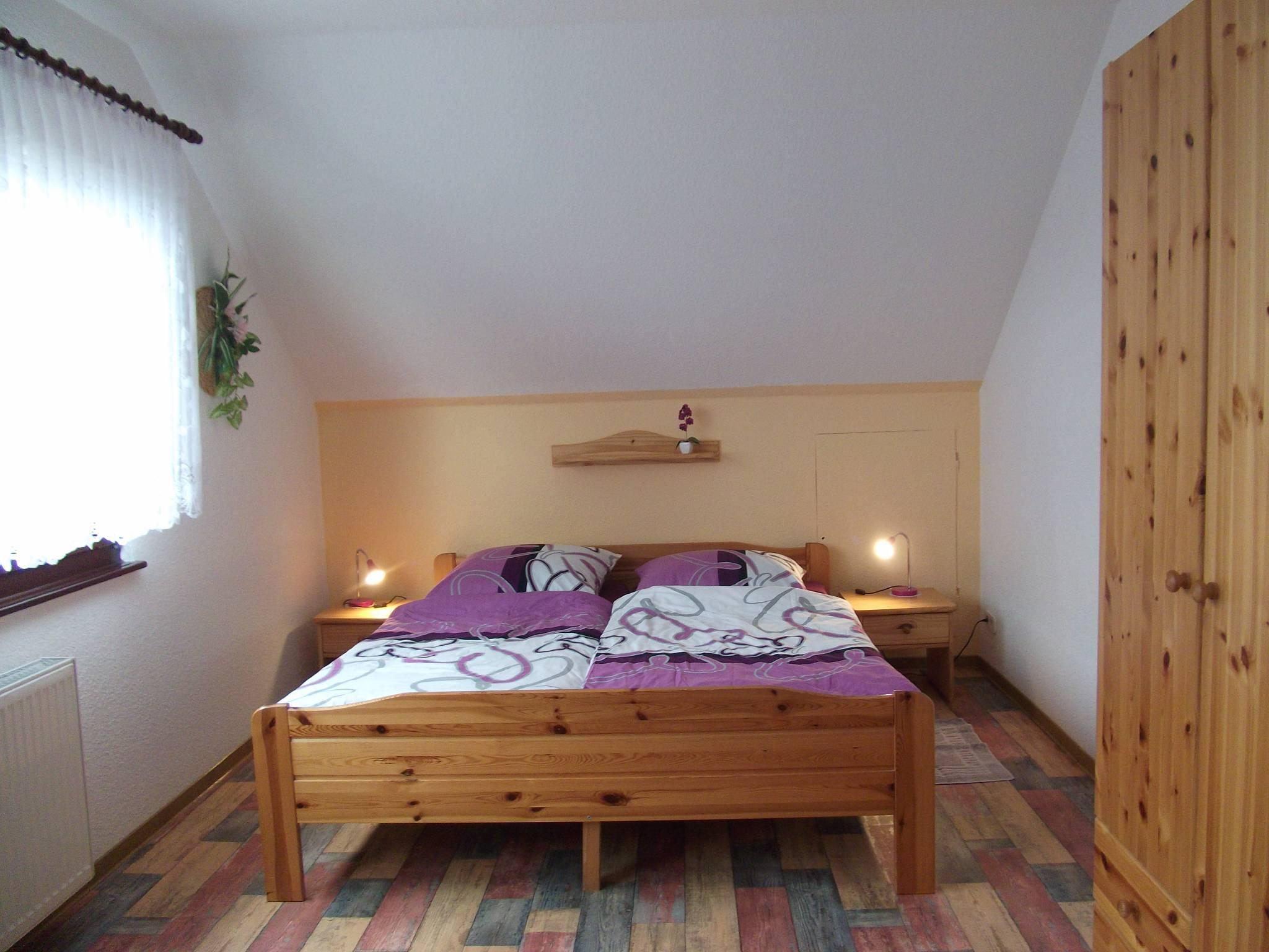 SZ mit Doppel- und zus. Einzelbett
