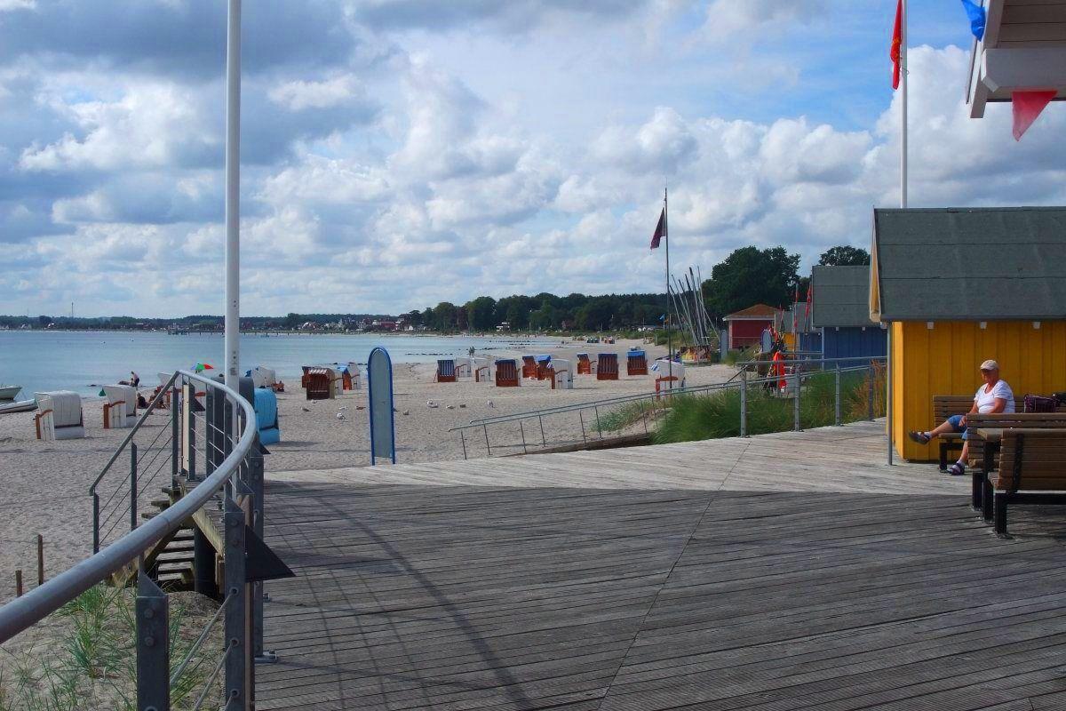Hansapark Sierksdorf in Laufentfernung