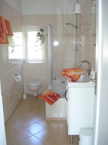 Pastorstube: Badezimmer