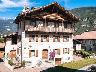 Residence Le Farfalle - Blaue Wohnung in Borgo Lares (Zuclo) - kleines Detailbild