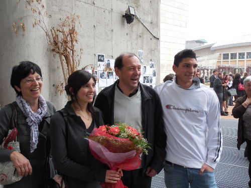 Die Familie Ione Zoanetti stellt sich vor