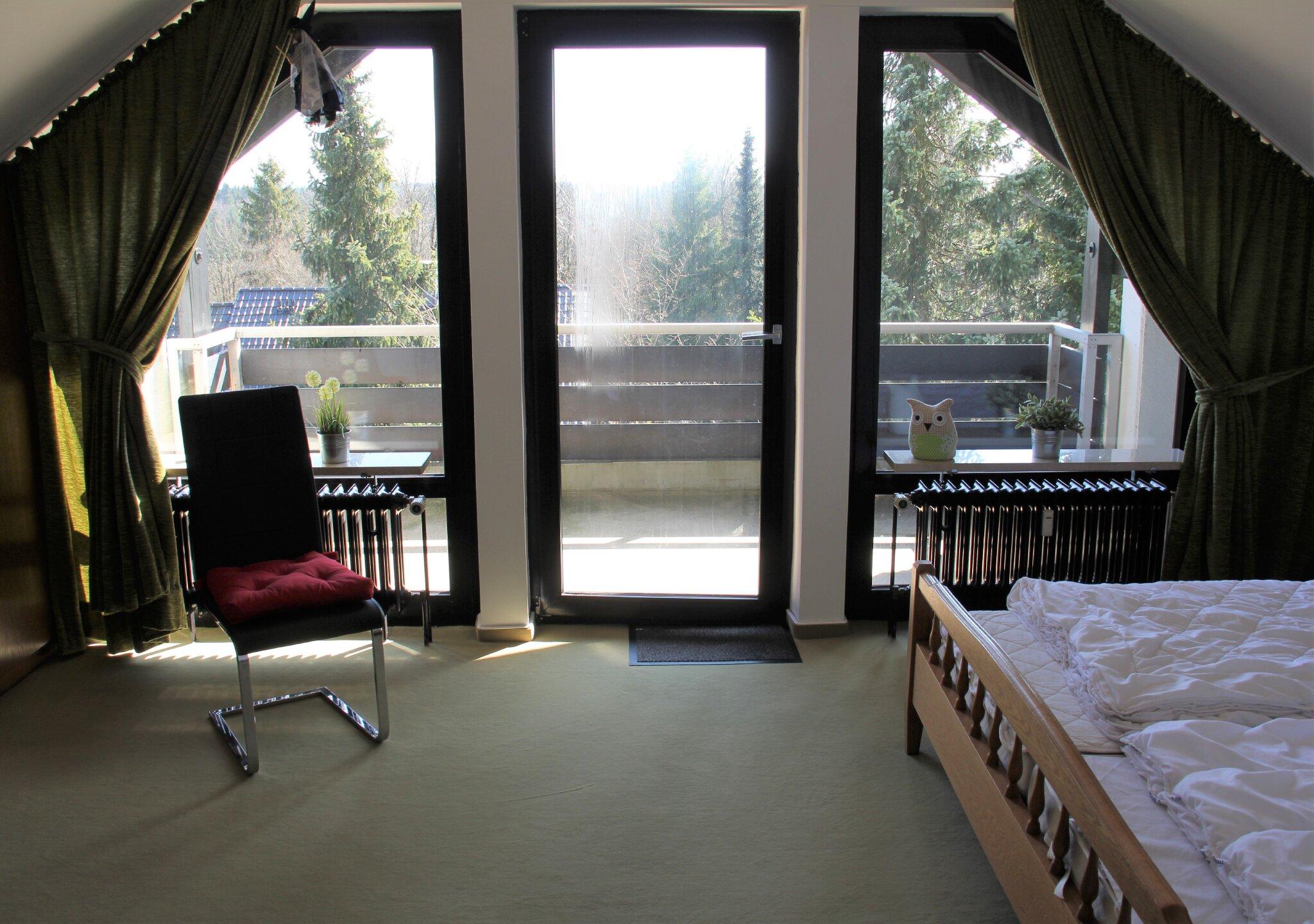 Schlafzimmer 2 (Einzelbetten)