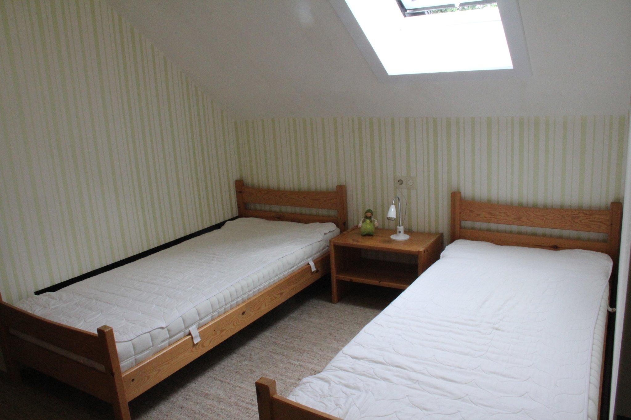 Schlafzimmer 2 (Etagenbett)