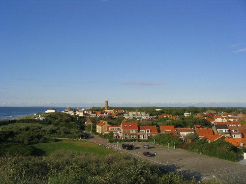 Umgebung von Ferienwohnung Zeewinde