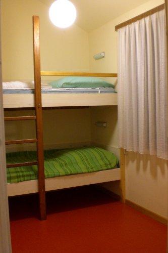 Kinderschlafraum mit Etagenbett