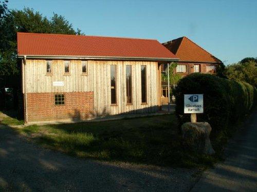 Das Gemeinschaftshaus von Nordwest