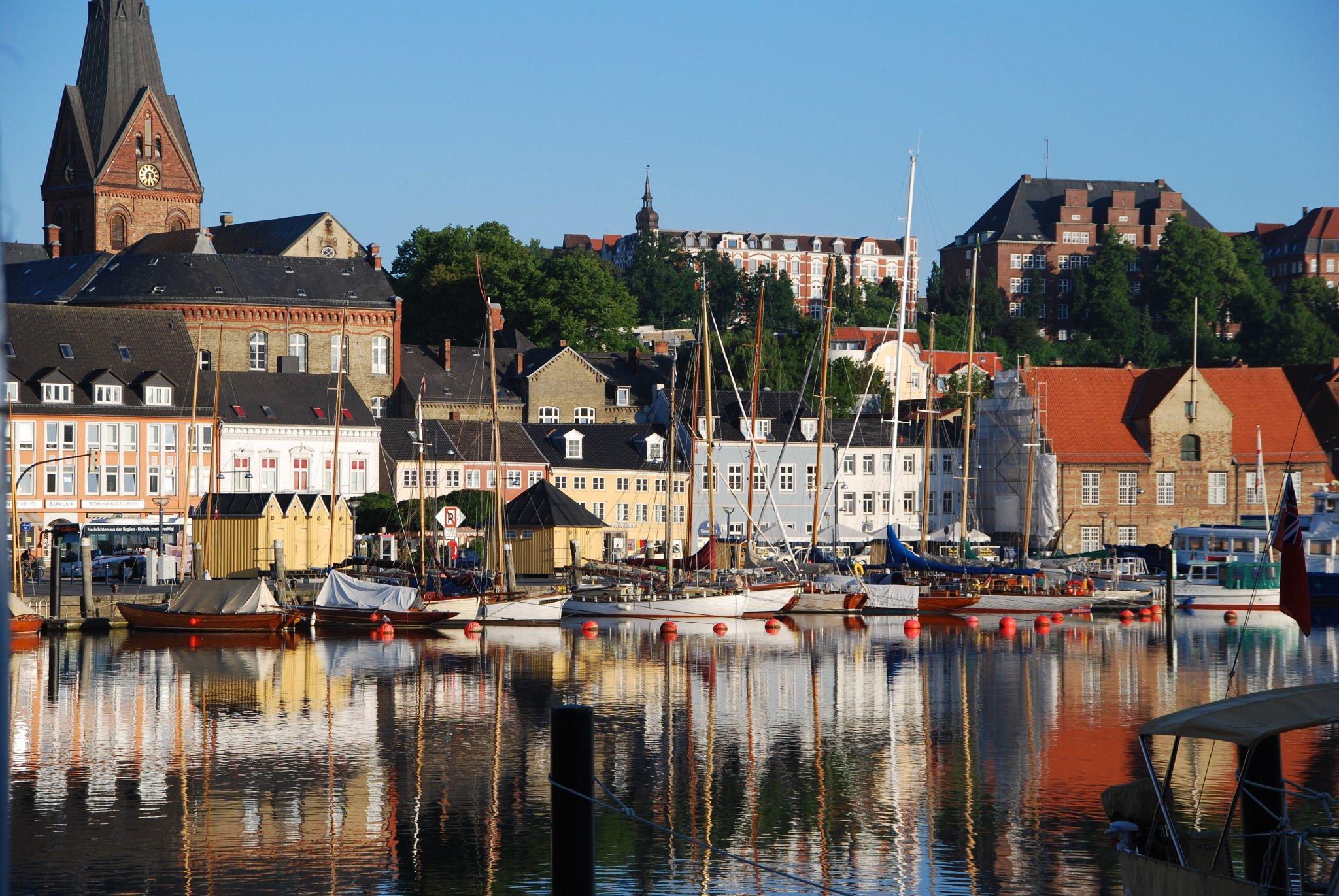 Flensburger Hafen (150m)