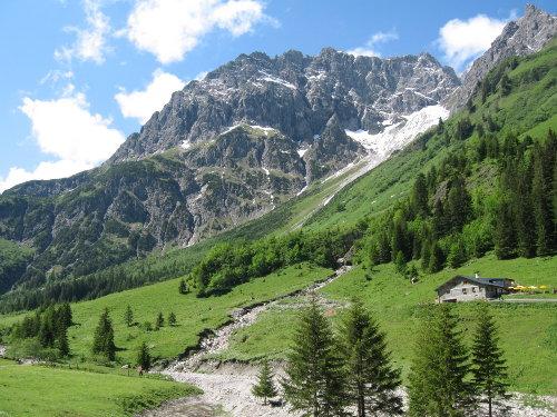 Wanderparadies Gemsteltal