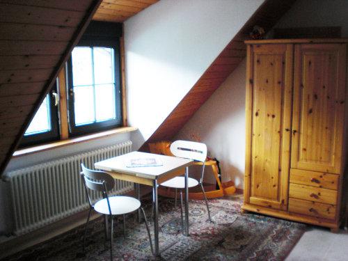 Sitzecke im oberen Schlafzimmer