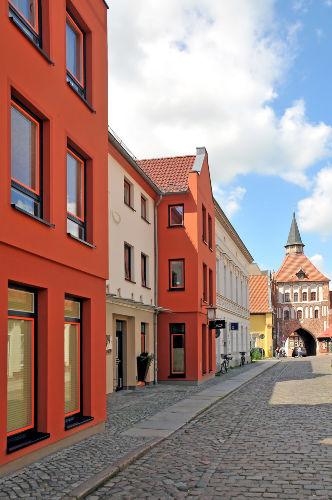 Ferienhaus - Am Kütertor - m. 4 Ferienw.