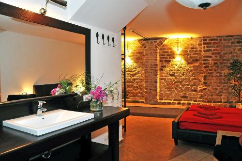 2. Zimmer im Souterrain