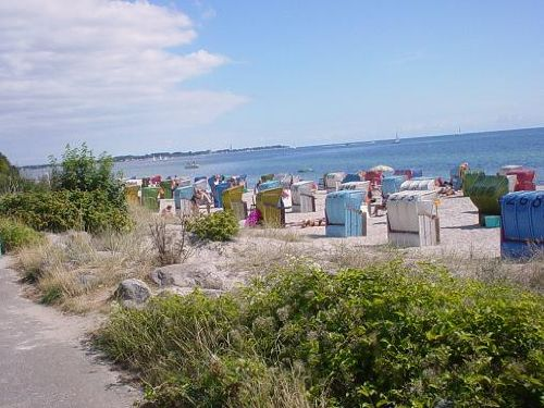 neue Strandpromenade