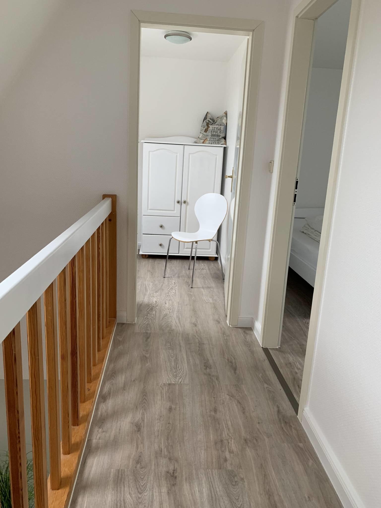 Schlafzimmer mit DB 180x200 cm