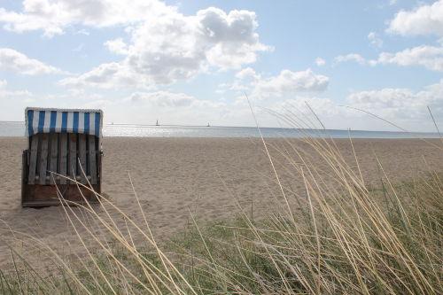 Feinster Sandstrand an der Ostsee