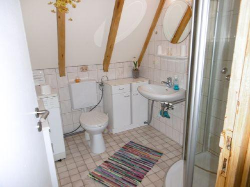 Einzel-Schlafzimmer oben