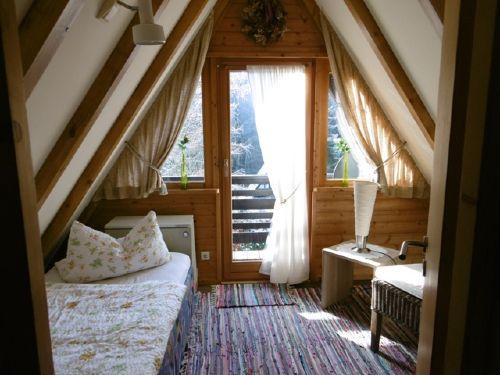 Doppel-Schlafzimmer oben