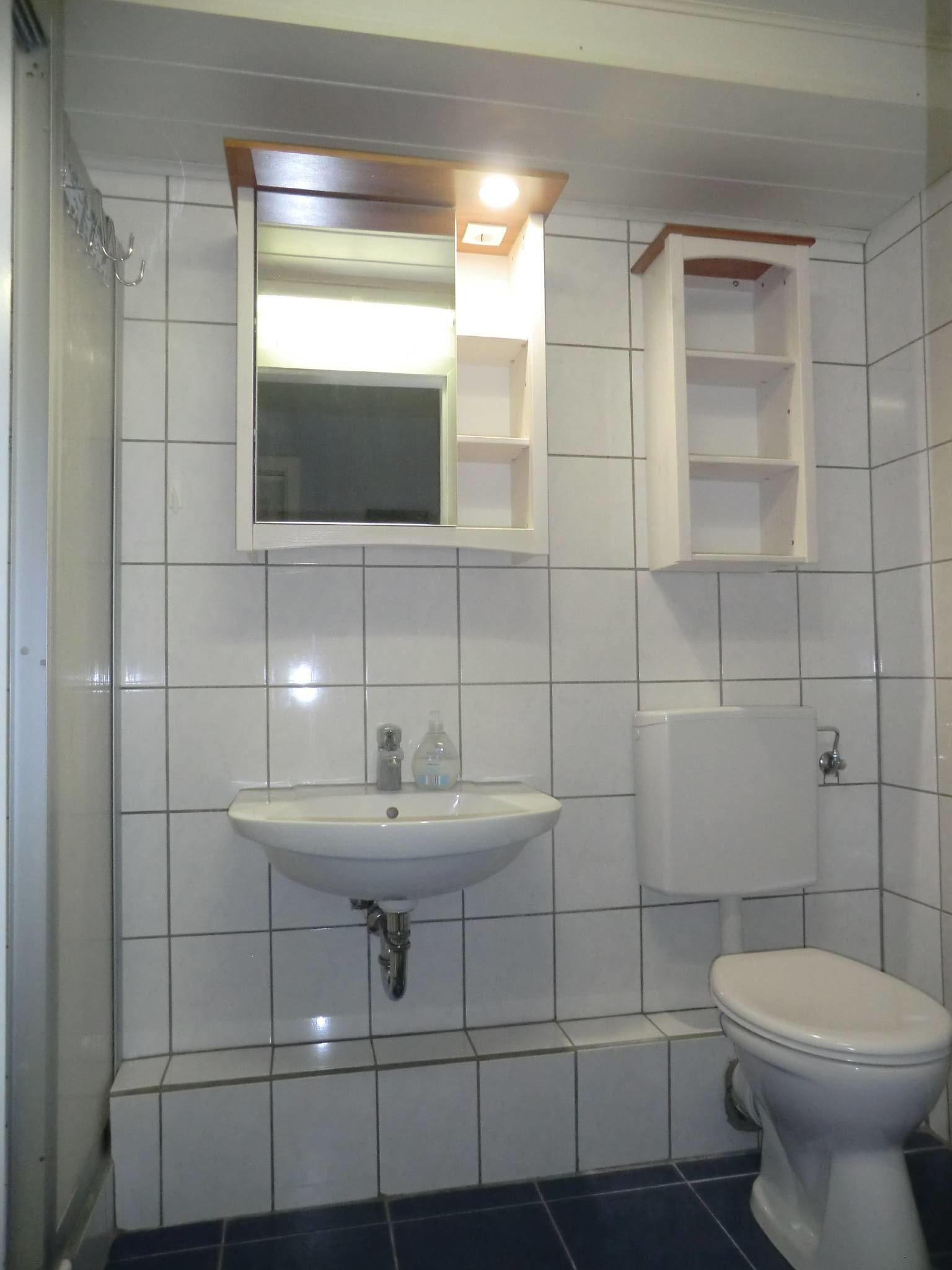 """""""Große Wohnung"""" - Duschbad"""