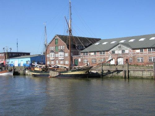 Der Fischereihafen