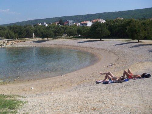 einen Strandtag genießen..