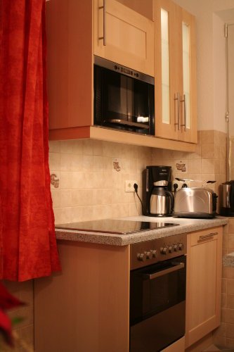 Küchenzeile kleine Wohnung