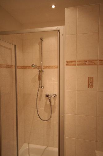 Dusche kleine Wohnung