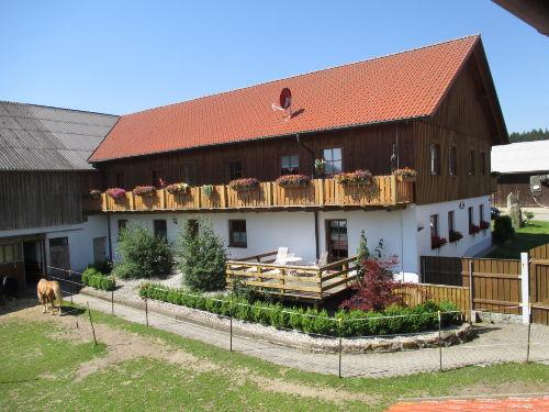 B�renhof - Wohnung im EG