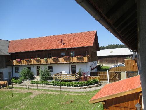Bärenhof Hofseite