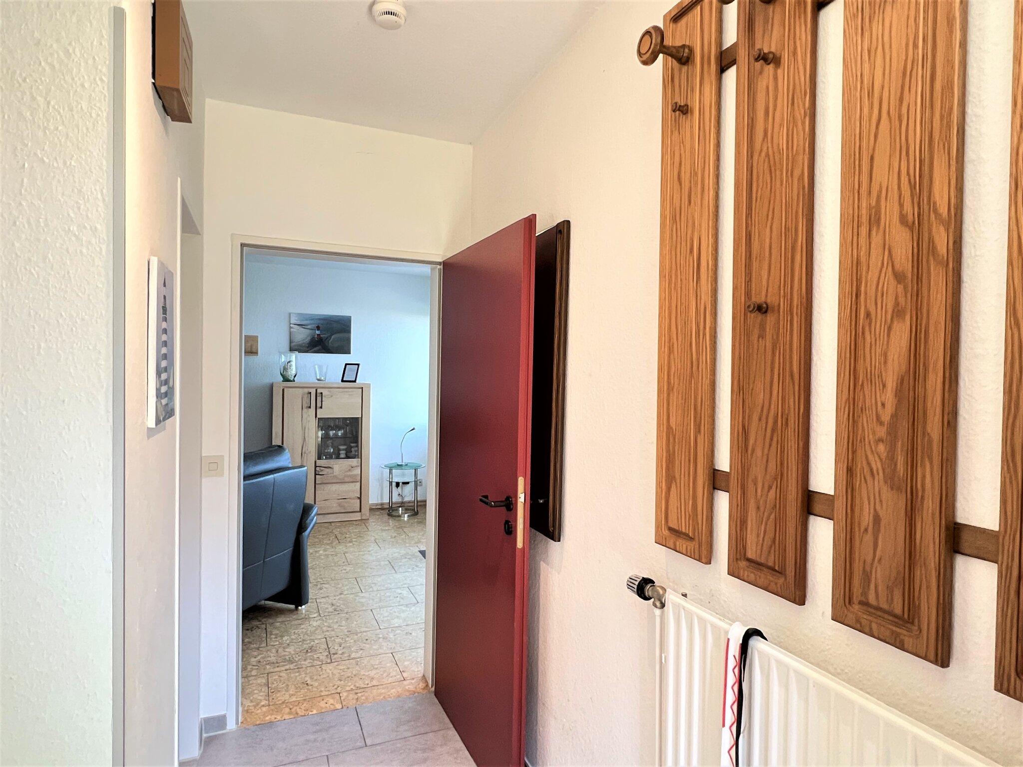 Die charmante Wohnküche