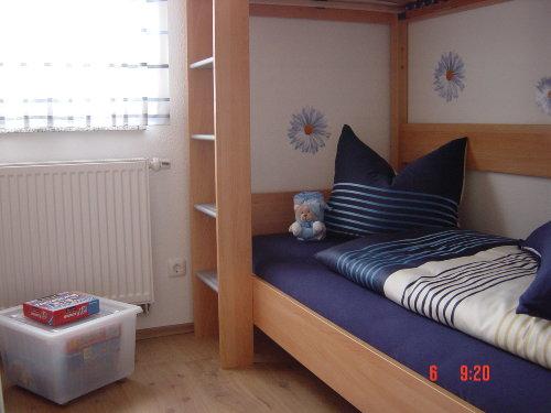 Schlafzimmer für die kleinen Feriengäste