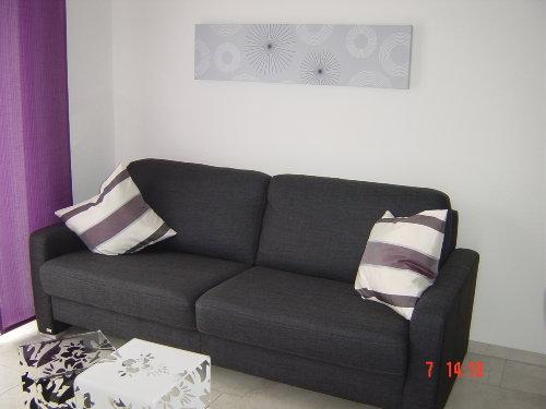 gemütliches Sofa