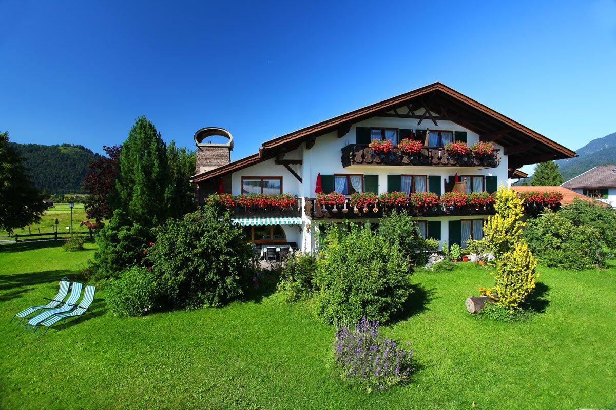 Haus Alpenflora
