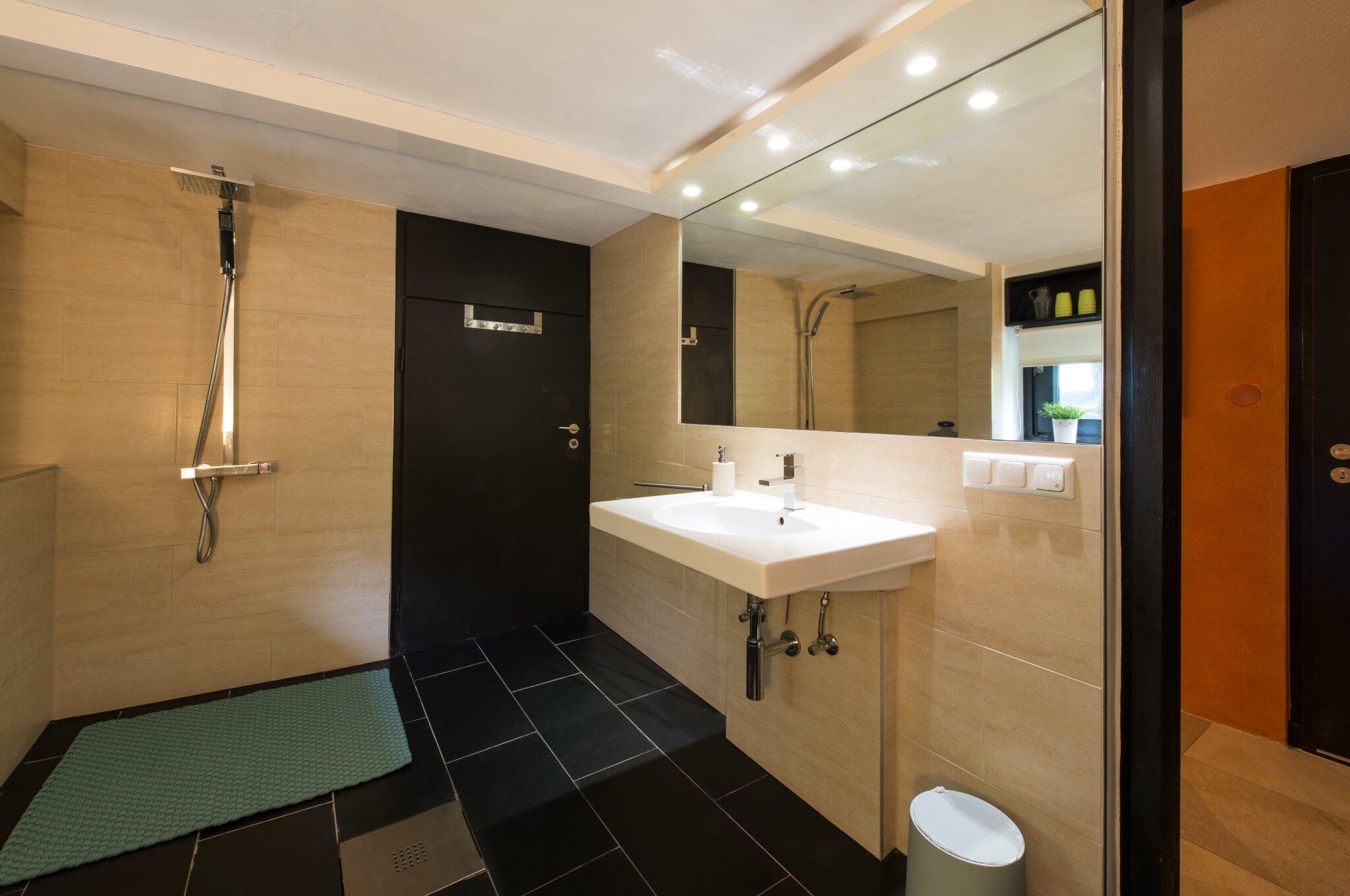 Oberes Badezimmer